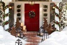 Season's Greetings / Holiday decor, design and delicious treats.