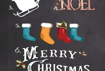 Christmas: images and printables