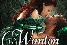 Wanton Wager (Whitechapel Wagers, Novella 2) / Wanton Wager is a sensual historical romance novella set in Whitechapel in 1888 during the time of the infamous Ripper murders.