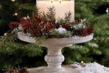 Home decor Christmastime