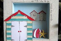 Craft: printertray&shadowbox