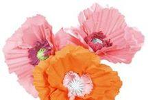 Craft: flowers