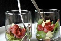 Food: appetizers and starters /