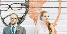 Hipster Weddings / Quirky Wedding Ideas for your inner hipster