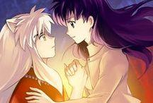 Inuaysha and Kagome♥ / Inuyasha Couples♥  Inuyasha ♥ Kagome Higurashi