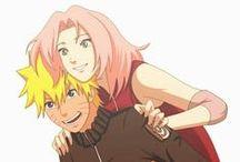 Naruto and Sakura♥ / Naruto couple♥  Naruto Uzumaki ♥ Sakura Haruno