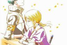 Mitsuhide and Kiki ♥