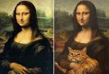 L'art et les animaux - Animals Art