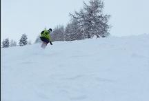 Snowboard  / Freeride, Wintersport, Dreamrides