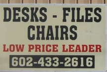 New & Used Office Furniture Phoenix, Arizona / New & Used Office Furniture Phoenix, Arizona  Our office furniture store is located at 1702 E. University Dr. in Phoenix, Arizona 85034. Our phone # 602-433-2616. We sale new, used, as-is, refurbished and re-manufactured commercial grade office furniture. We also deliver and install at great prices all over the world.