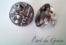 l'art du Grain / Jewellery is my true passion in life.. Wearing it!! Making it!!