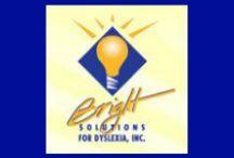 Dyslexia / www.BrightSolutions.US Good information on dyslexia