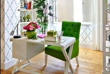 Office Inspirations / Hardworking decor that boosts your productivity? Yes please!