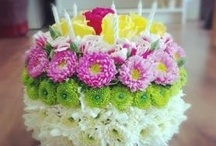 Birthday Flowers / Celebrate another year around the sun!