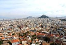 YES! to Athens! / Athens' beauties and attractions and where to find them!