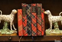 Mad for Plaids, Tartans, Checks / examples / by Mims Gray-Phillips