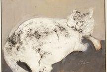 """Cats / Cats from Giancarlo Vitali for the book """"Merk e i gatti"""" collana iVitali editore.cinquesensi.it"""