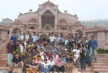 Konstantinfo Picnic 2013 / Team Konstant Had A Wonderful Time Together at Birla City Water Park and Nareli Jain Temple outside of Ajmer.