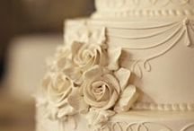 Wedding Cakes / What's a wedding without a cake? We'd be glad to give it a taste... just to make sure it's good. Then we'll pin it here!