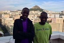 31st Athens Classic Marathon 2013 / New Hotel accomodated the Kenyan participants and winner of the 31st Athens Classic Marathon!