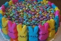 EASTER AND PEEPS!!!! / by CHIEFER