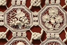 Irish crochet motif patterns