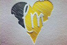 I Love Letterpress! / Letterpress Business Cards, Letterpress Graphic Design