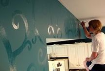 Wall Painting & Color Ideas