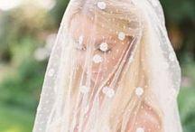 DW | VEILS & HEADPIECES / #brides #bridal #veils #headpieces #flowercrowns