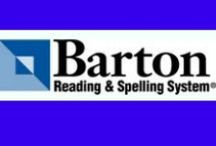 Barton Reading & Spelling System / The Barton Reading & Spelling System was designed for children, teenagers, and adults who have, or are suspected of having, dyslexia -- which is the most common Learning Disability.  To learn more, go to:  www.BartonReading.com
