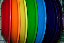 Fiestaware / I love all the colours and combinations of Fiestaware plus the Art Deco feel. #vintage #fiestaware