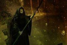 Thanatos / ...na prędkich skrzydłach Śmierci...
