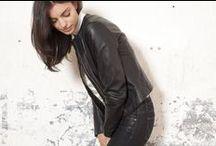 ABBINAMENTO BLACK&WHITE autunno-inverno 14-15 / Con l'abbinamento black&white, non si sbaglia mai! Ecco un look grintoso pensato per la donna con mille energie e che ha voglia di farsi sentire!