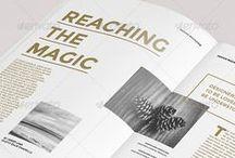 Brochures / Flyers / Magazines