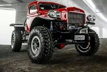 Trucks and Cars / Truck and Cars