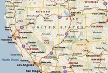 USA trips Cris en Kat / Westcoast trip