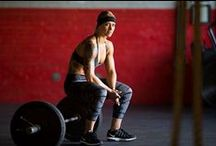 CrossFit / Nontraditional exercises to amp up your daily fitness routine.