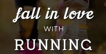 For the Love of Running / Where love hits the pavement, this board is for all you sappy runners out there <3
