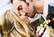Brides & Grooms / Inspiration and posing ideas for the wedding couple.
