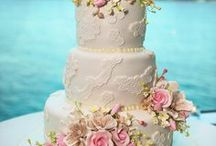 Wedding Cake Ideas / Mouth-watering wedding cake ideas and inspiration.
