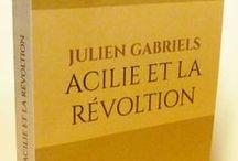 Julien Gabriels - romancier, écrivain public / Julien Gabriels, romancier, écrivain public