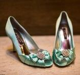 SHOES! / Ideas and inspiration for your wedding shoes.