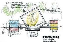 Archi_Sketches / Sketches, plans, drawings and somthing like that about architecture.