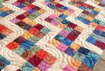 Top It Off / Quilting stitches & finishings