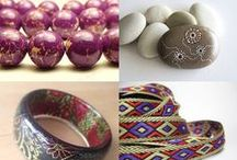 We've Been Featured! / Treasury collections curated by other Etsy Sellers who have featured one of our products