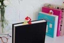 Carti inspirate / carti, semne de carte, obiecte create din carti