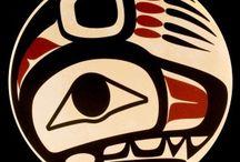 Native Art - Pacific Northwest / Haida, Coast Salish, Tlingit