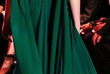 Emerald Green....