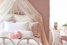 Shabby Chic Princess Room
