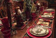 Χριστουγεννιάτικη διακόσμηση....